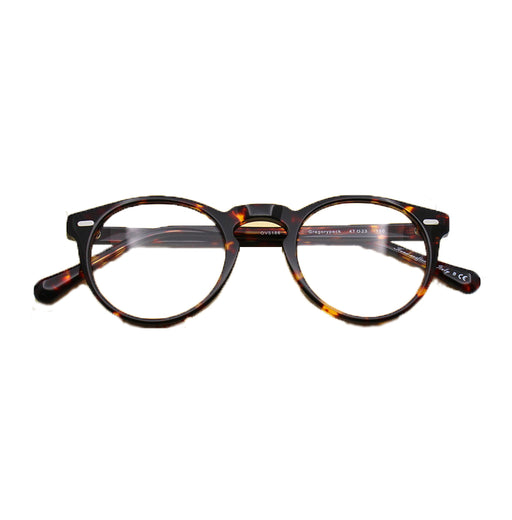 Vintage Eyeglasses Frames OV5186 Acetate Round Prescription Glasses