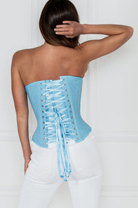 Historically Inspired 1900-1950 Cotton Corset