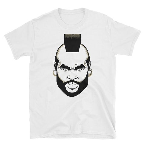 Mr T. Short-Sleeve Unisex T-Shirt