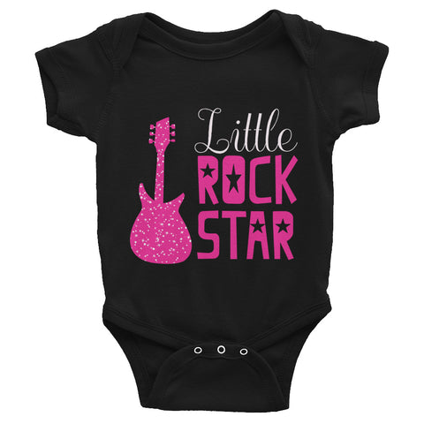 Little Rock Star Infant Bodysuit
