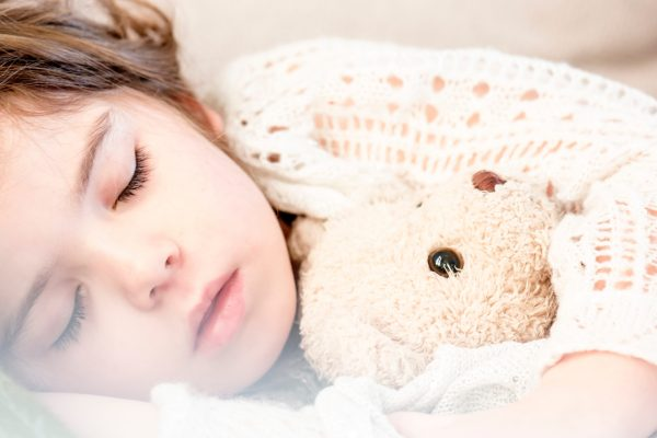 Sleeping routines for starting school