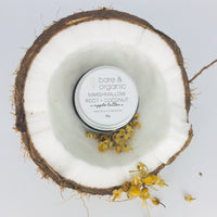 MARSHMALLOW ROOT + COCONUT || nipple butter