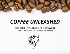 COFFEE UNLEASHED: PDF BREW GUIDE