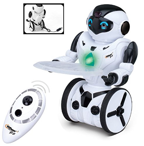 Top Race Remote Control Robot
