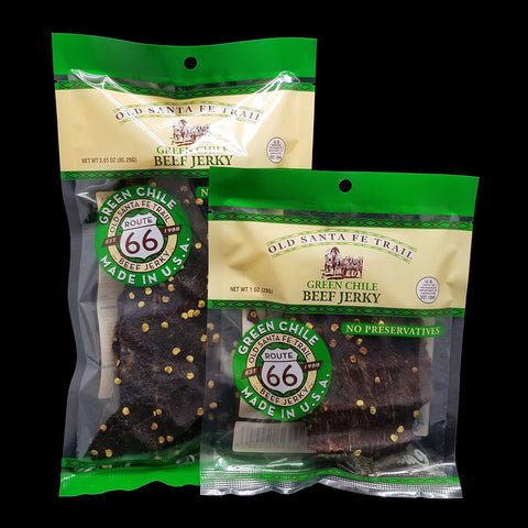 Green Chile Beef Jerky (Wholesale)