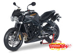 Ilmberger Triumph Street Triple Carbon Fiber Lower Cowling