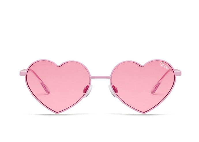 QUAY 'Heartbreaker' Sunglasses