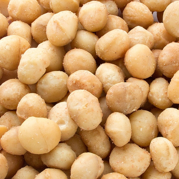 Macadamia Nuts, Roasted