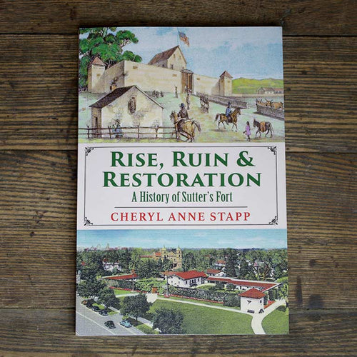 Rise, Ruin & Restoration: A History of Sutter's Fort