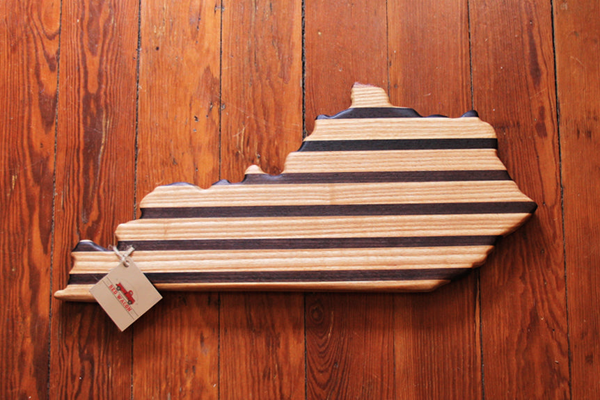 Kentucky Cutting Boards Crafted by Firemen!