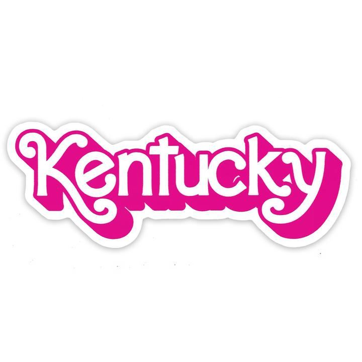 Malibu Kentucky Sticker-Odds and Ends-KY for KY Store