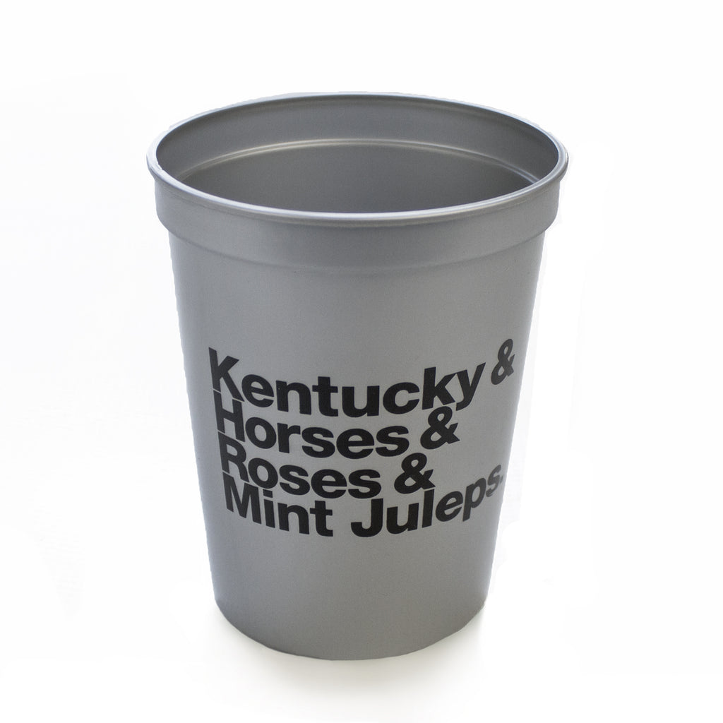 Mint Julep Stadium Cup-Odds and Ends-KY for KY Store
