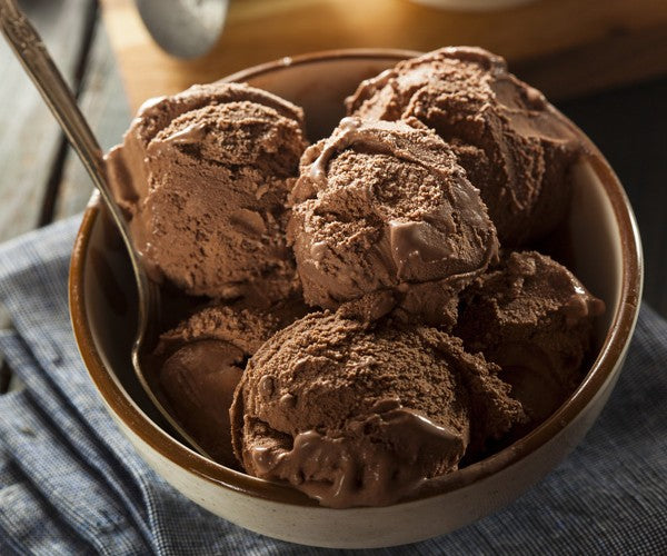 Ice Cream University Chocolate