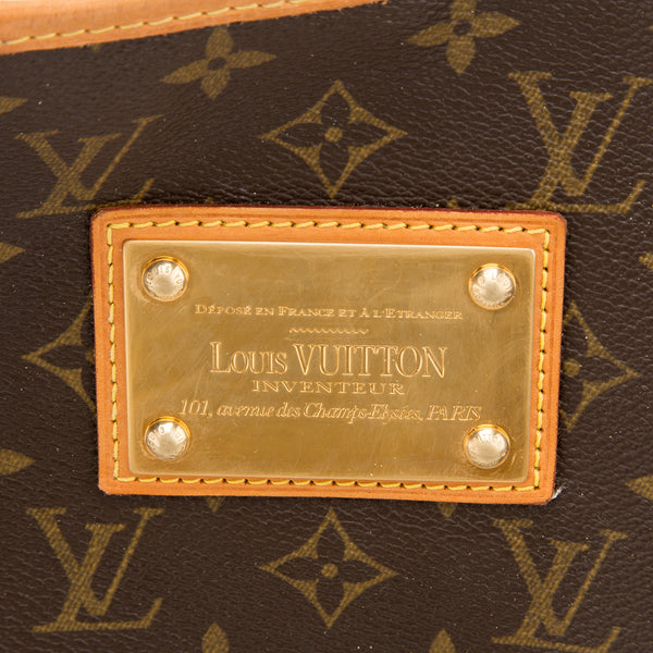 Louis Vuitton Monogram Galliera PM Bag (Authentic Pre Owned)