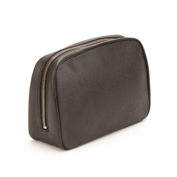 Louis Vuitton Black Taiga Trousse Toilette Pouch (Pre Owned)