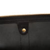 Louis Vuitton Black Epi Keepall 55 Boston Bag (Pre Owned)