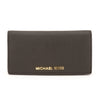 Michael Kors Black Jet Set Travel LG Slim Wallet (New with Tags)