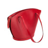 Louis Vuitton Red Epi Saint Jacques Shopping Hand Bag (Pre Owned)