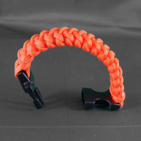 Paracord Bracelet With Whistle - Accessories