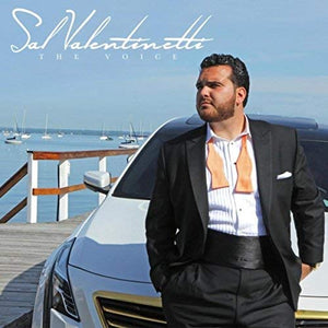 Limited Edition Autographed EP - The Voice by Sal Valentinetti