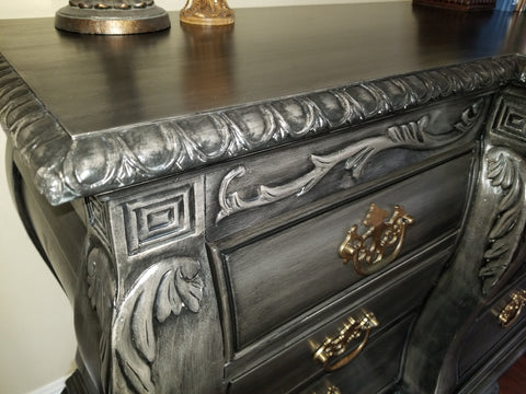 Retique It - Furniture Wax - Silver Wax