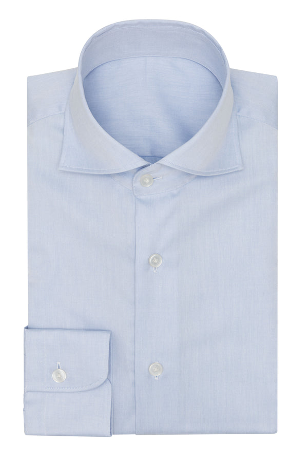 The Essential Blue Shirt