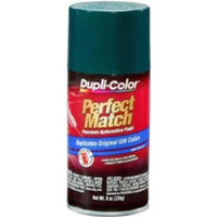 Perfect Match Automotive Paint, GM Dark Green, 8 oz Aerosol Can