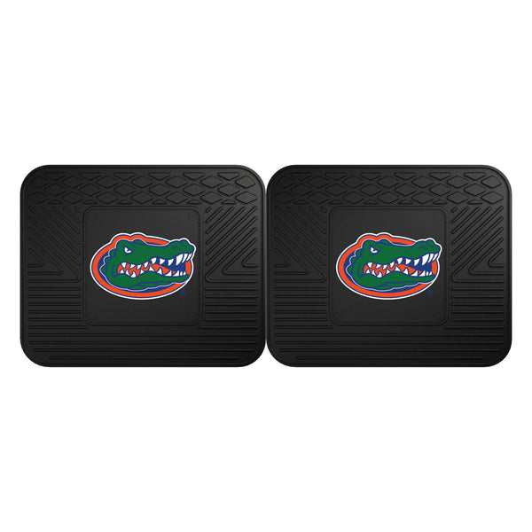 Fanmats University of Florida Backseat Utility Mats 2 Pack