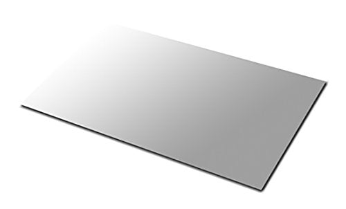"6""x2"" Solid Pure.999 Silver Sheet, Dead Soft, Made in The USA (22 Gauge)"