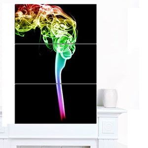 Design Art PT14168-3PV Canvas Wall Art Print 28'' H x 36'' W x 1'' D 3P