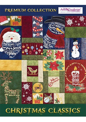 Anita Goodesign-Christmas Classics-Special Edition Embroidery Designs
