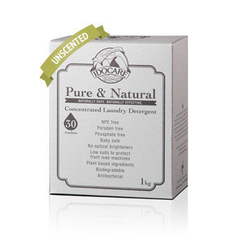 Pure & Natural Concentrated Laundry Powder