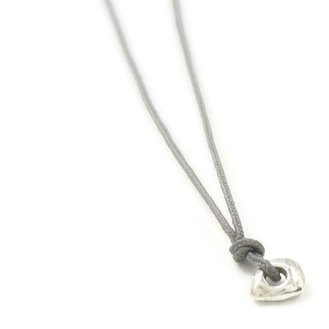 Absense Cord Necklace - Johanna Brierley Jewellery Design