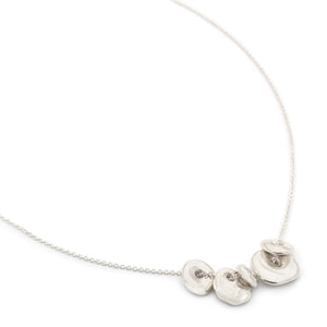 Five Echo Necklace - Johanna Brierley Jewellery Design