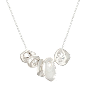 Five Little Lucks Necklace - Johanna Brierley Jewellery Design