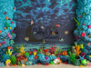 Fish Reef 60hx80w JG
