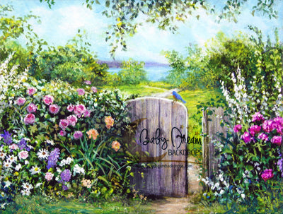 Blue Bird Gate 6x8 SR (Premium)
