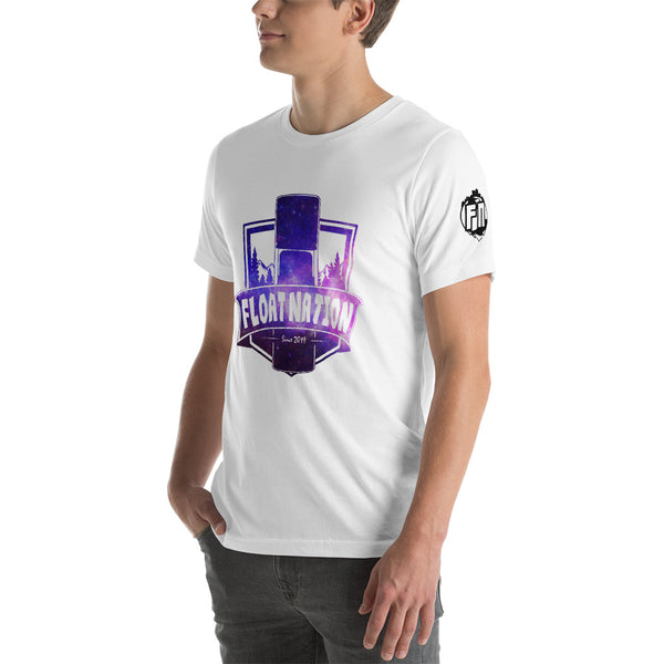 Galaxy Float Shield Tee