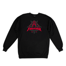 Load image into Gallery viewer, GOLDEN GATE CREWNECK