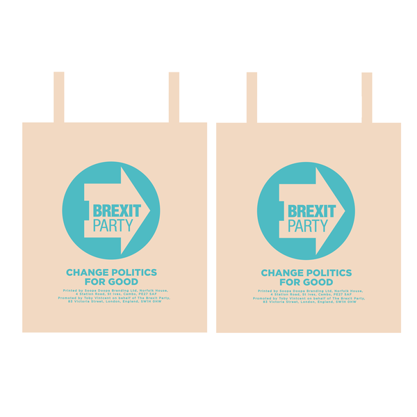 OFFICIAL Brexit Party Shopper