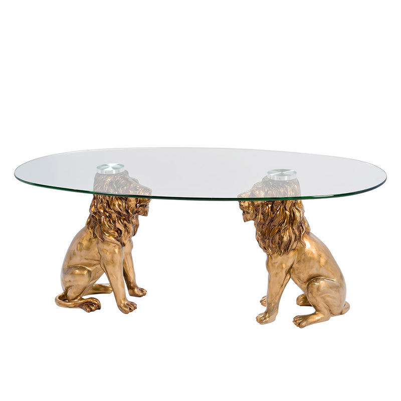 THE CONSIGLIERE COFFEE TABLE