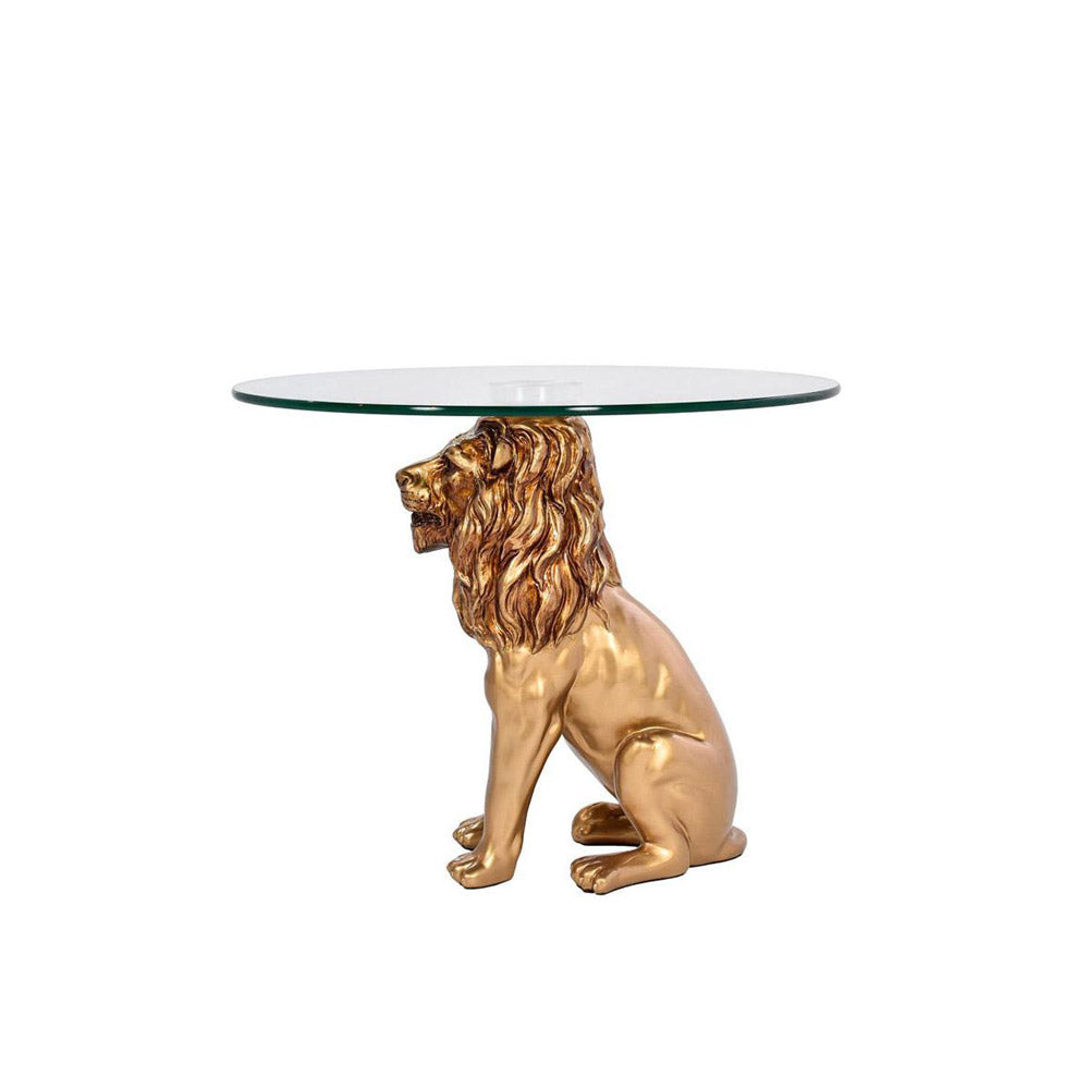 THE CONSIGLIERE END TABLE