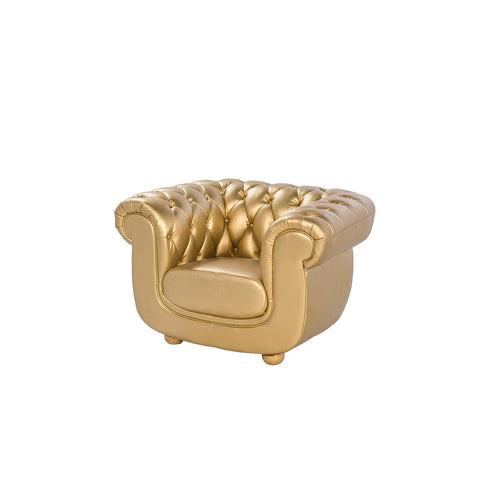 MIAMI GOLD LOVESEAT