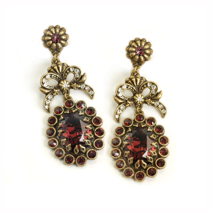 Katarina Crystal Earrings
