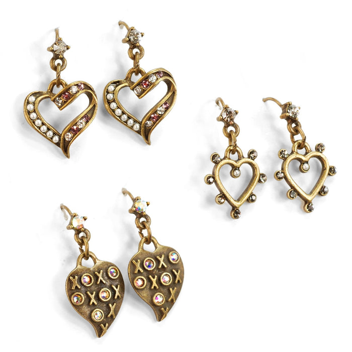 I Give You My Heart Earrings E1214