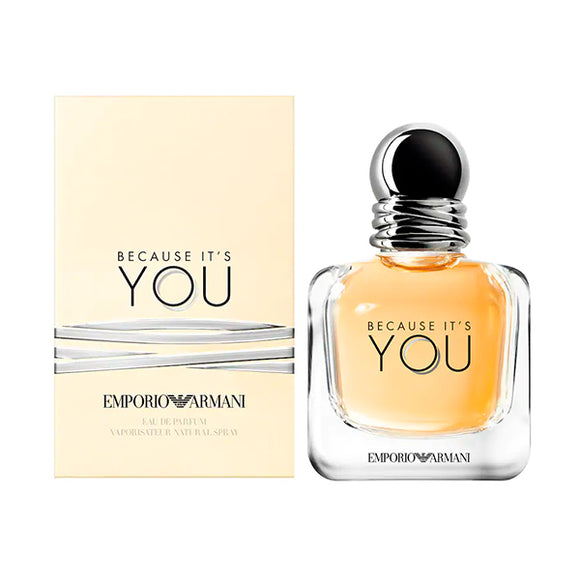 Dameparfume Because It´s You Armani EDP
