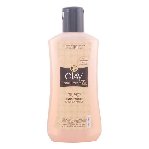 Anti-Age Ansigtstoner Total Effects Olay