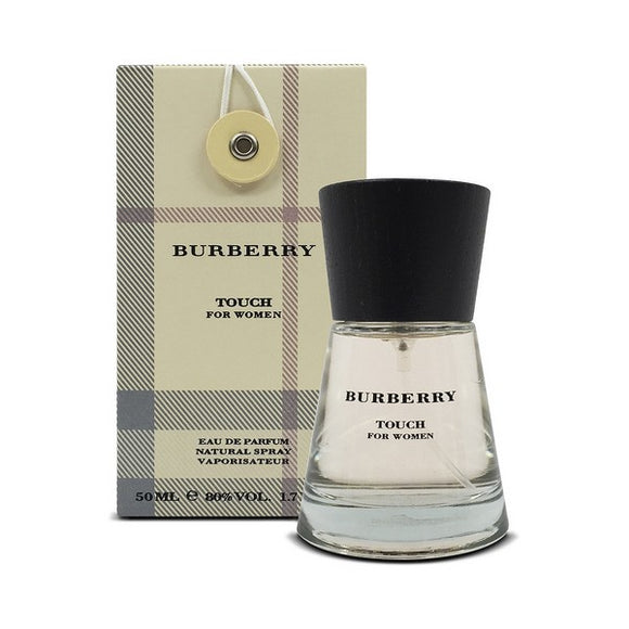 Dameparfume Touch Burberry EDP (50 ml)