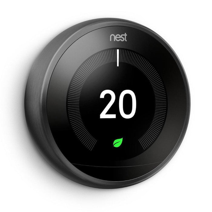 Nest Learning Thermostat - 3rd generation Migration_Thermostats Nest Black