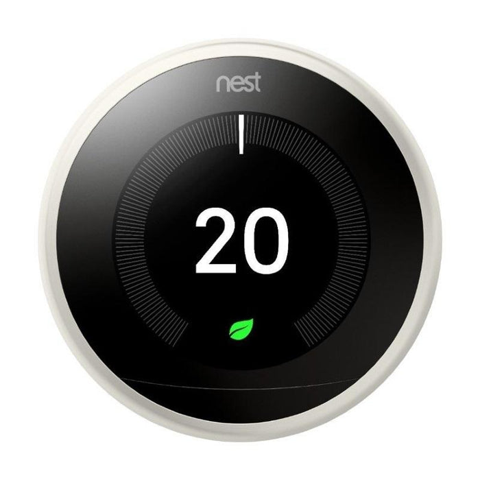 Nest Learning Thermostat - 3rd generation Migration_Thermostats Nest White